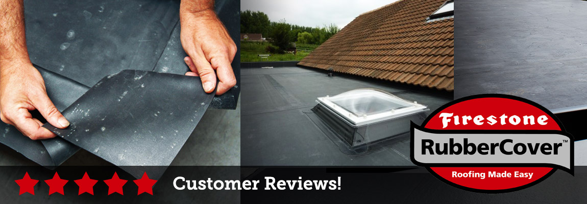 Rubber Roofing Customer Reviews